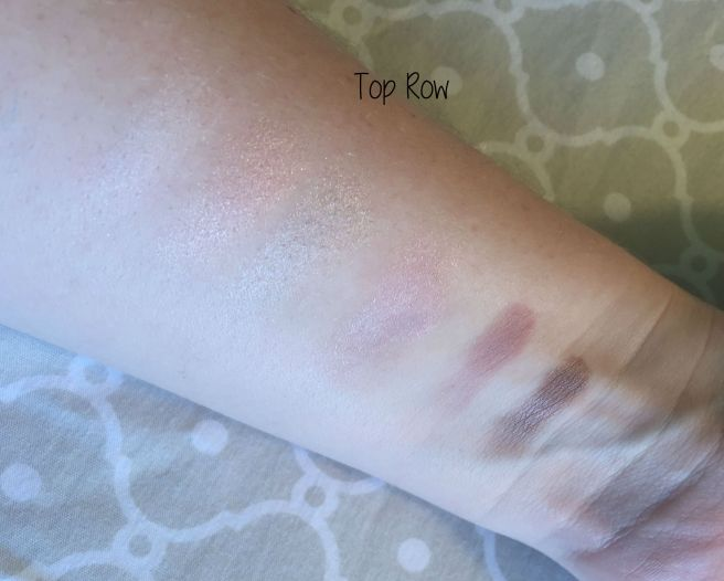 swatches top row