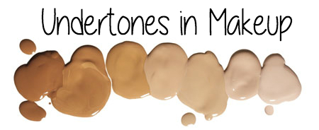 undertones in makeup