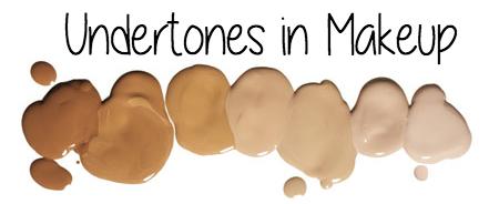 undertones in makeup